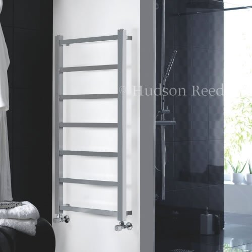 Hudson Reed Eton Designer Handdoekradiator Chroom 120cm x 60cm x 10,5cm 326 Watt