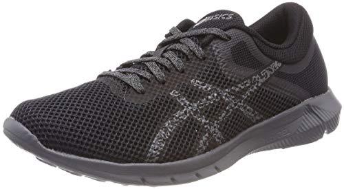 ASICS Nitrofuze 2 Mens Running Trainers T7E3N Sneakers Shoes (UK 9 US 10 EU 44, Carbon Black 9790)