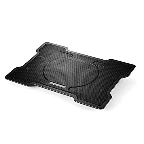 Adecuado para enfriadores portátiles menores de 17 pulgadas, almohadilla de enfriamiento portátil con ventilador de 160 mm, sin ángulo muerto Radiador potente, disipador de calor de la interfaz USB, c