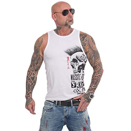 Yakuza Herren Massive Tank Top T-Shirt