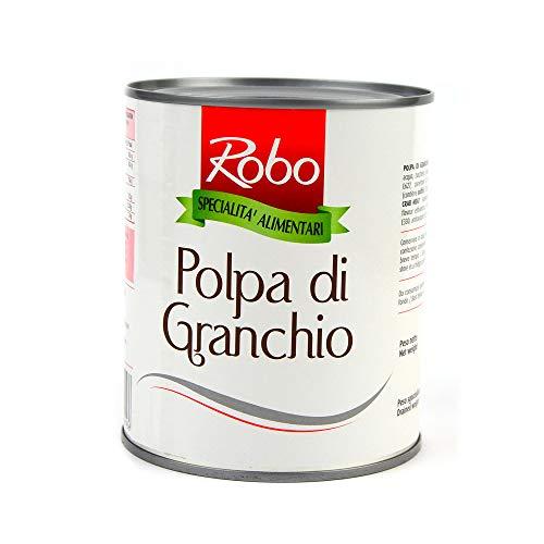 GR 800 POLPA DI GRANCHIO CRAB MEAT IDEALE PER PRIMI PIATTI E INSALATE DI MARE