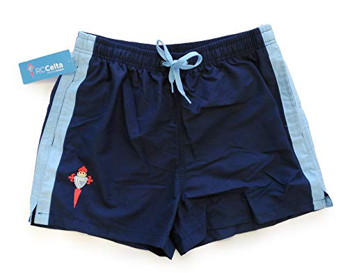 R.C. Celta de Vigo Bañador Swimt Azul Niño RC Celta De Vigo, Niños, 6