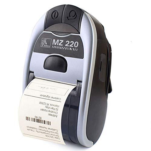 Buy MZ220 Mobile Bluetooth Receipt Printer MZ 220 Thermal Wireless Printer Direct Portable Printer M...