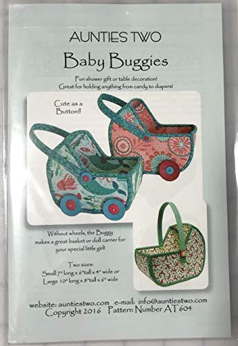 Aunties Two - Patrón de costura para cochecito de bebé