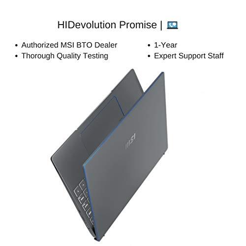 HIDevolution MSI Prestige 14 EVO A11M 14