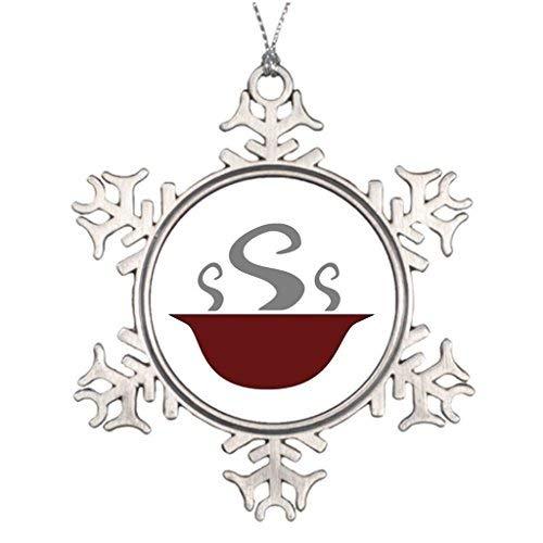 GFGKKGJFD - Cuenco de Sopa Caliente con Forma de Copo de Nieve...