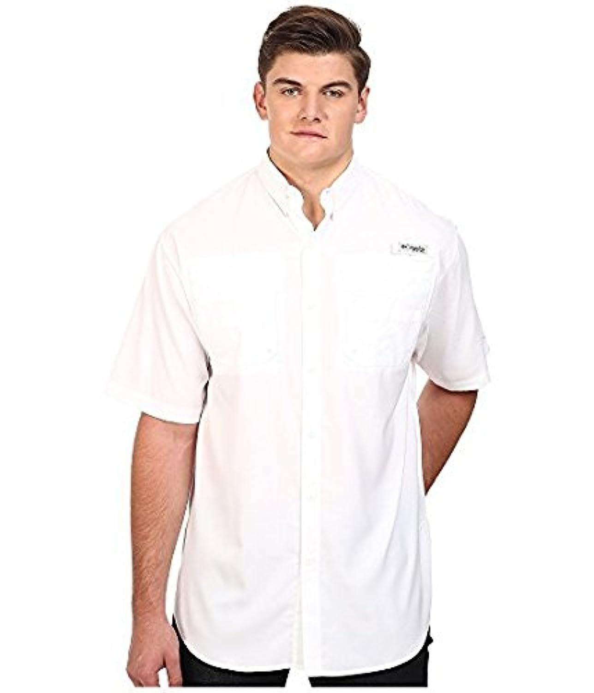 コロンビア Columbia メンズ トップス シャツ ブラウス White Big & Tall Tamiami II S/S [並行輸入品]