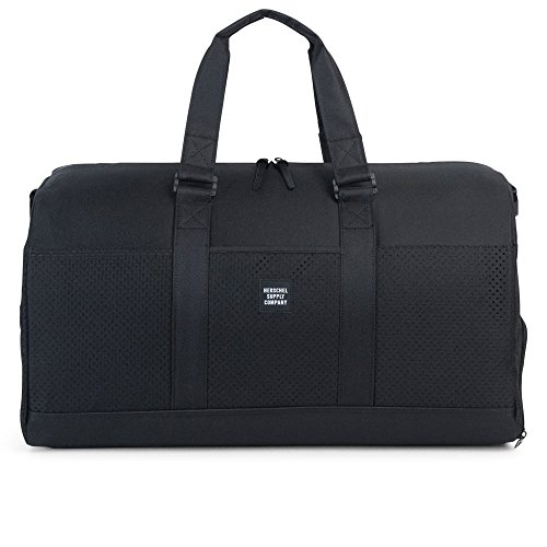 Herschel Novel Aspect Duffel Tasche Sporttasche, schwarz, One Size