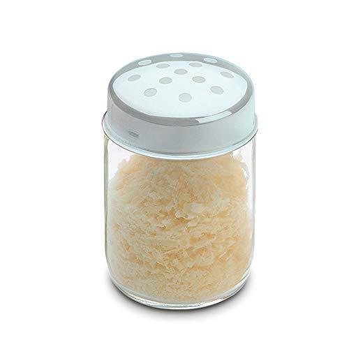 Queijeira /Oreganeira com Sobretampa Plástica Jornata, 150 ml, Aço Inox, Brinox