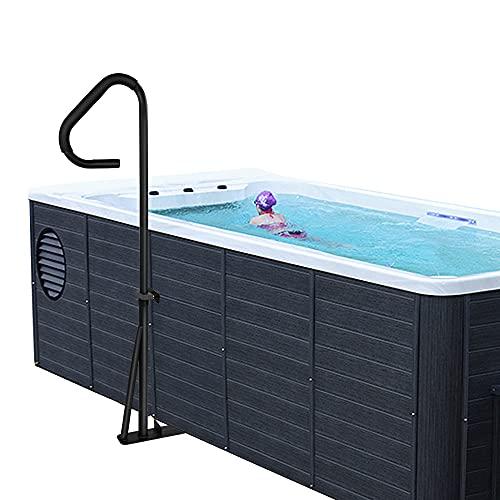 TTLIFE Barra de equilibrio para baño Barras de agarre de bañera plegables...