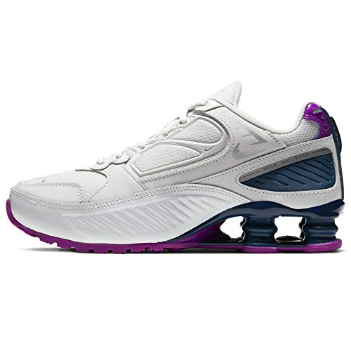 Nike BQ9001-009, Running Shoe Womens, Photon Dust/Reflect Silver-Valerian Blue