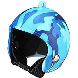 Zonster 1pc Bird Helmet Pollo Pájaro Juguete Cabeza Protección Casco Sombrero Pájaro Hige De Cabeza para Parrot Pollos Pequeños Trajes De Aves Accesorios