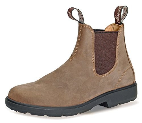 Moonah Ladies' Town & Country Chelsea Boots Light | Vintage | UK 8.5 / EU 42.5
