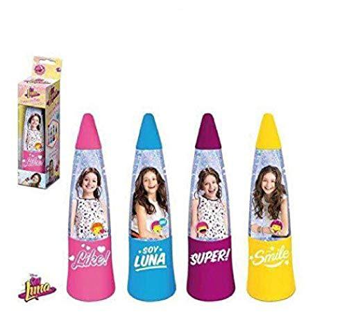 Lampe GM Shake and Shine SOY LUNA Chambre d'enfant en Violet - SLA402546