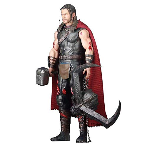 Heizung Zeichenmodell Trauer Avengers League Dornen 3 Great Youl Wright God 1/6 Puppe...