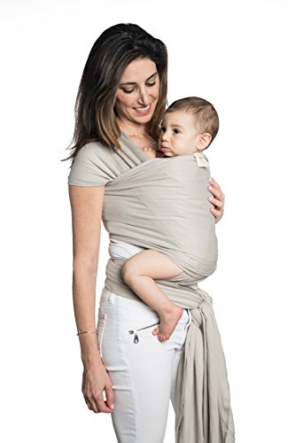 Posh Bean Baby Carrier, Leader in Babywearing Best Baby Sling Carrier for Newborns, Perfect Baby Shower Gift