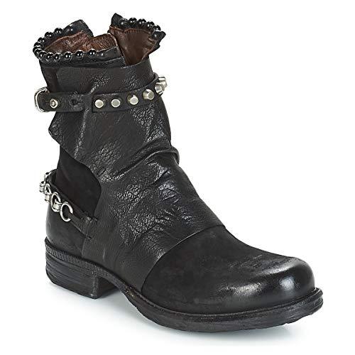 airstep / a.s.98 Saint 14 Stiefelletten/Boots Damen Schwarz - 37 - Boots Shoes