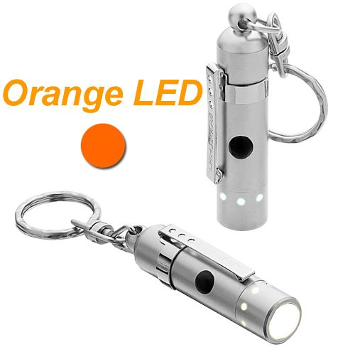 LED Lenser V8 Photonenpumpe orange