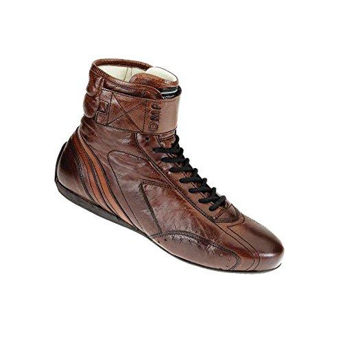 Omp OMPIC/78201444 Carrera Braun Dunkel Hohe Stiefel Größe 44, dunkelbraun, Talla