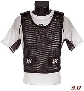 Maxx-Dri Vest 3.0 Body Armor Cooling Ventilation Airflow Tactical Vest (Black, XS/S 1-Pack)