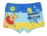Winnie The Pooh - Boxer da bagno per bambino, motivo: Winnie The Pooh, colore: blu e blu, blu, 24 mesi