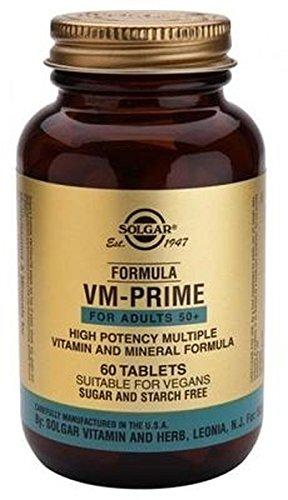 Formula Vm Prime 60 comprimidos de Solgar
