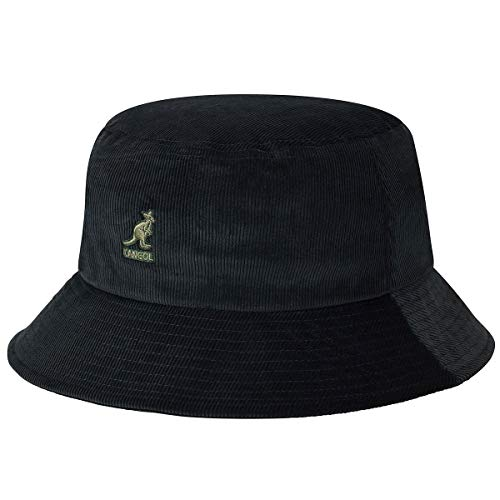 Kangol Cord Bucket Black, X-Large
