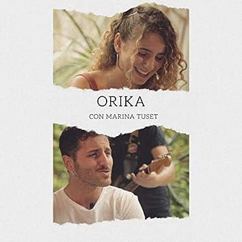 Orika (En Directo)