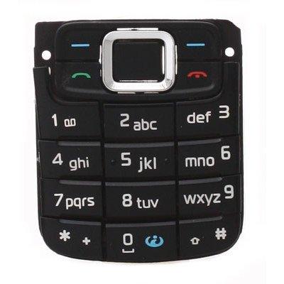 Toetsenbord Keypad geschikt voor Nokia 3110 classic zwart