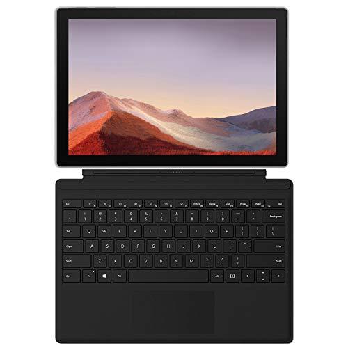 Compare Microsoft PUV-00001 Surface Pro 7 (E2MSPUV00001) vs other laptops