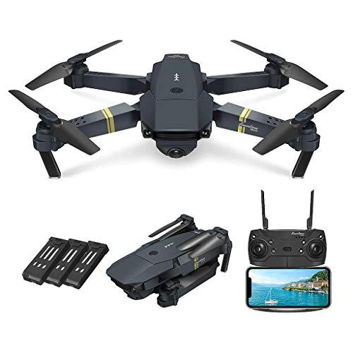 Sheuiossry 720P / 1080P / 4K E58 Faltbare RC-Drohne, Fotografie-Quadcopter Mit Kopflosem Modus Und Fester Höhe, Unbemanntes Flugzeugspielzeug Für Erwachsene, Anfänger