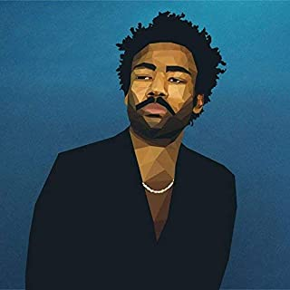 Ultimate Poster Childish Gambino Donald McKinley Glover Jr mcDJ American Actor Comedian Writer Director Producer Singer Songwriter Rapper and DJ 12 x 18.