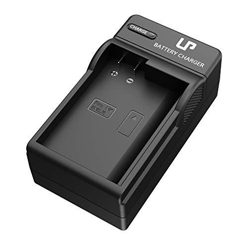 EN-EL15 EN EL15a Battery Charger, LP Charger Compatible with Nikon D7500, D7200, D7100, D7000, D850, D750, D500, D810a, D810, D800e, D800, D610, D600 & More