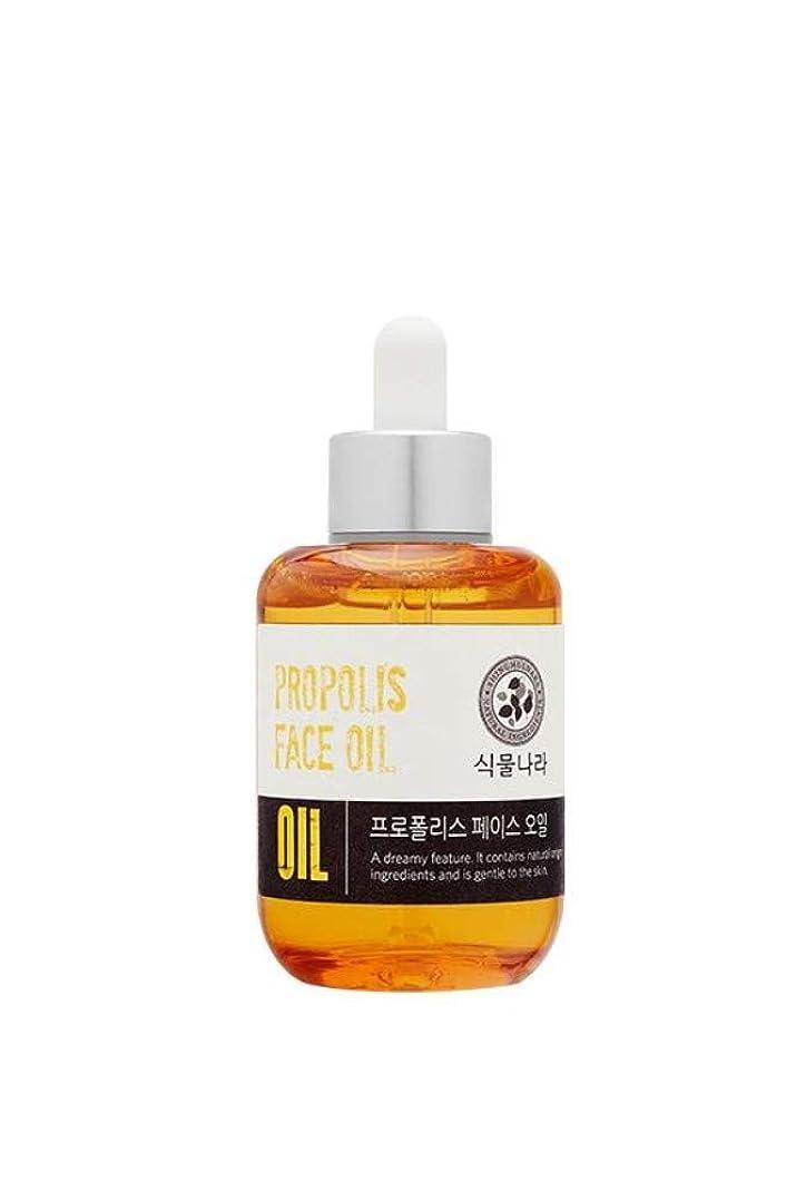 ウール懲戒仲介者shingmulnara☆シンムルナラ プロポリス フェイス オイル55ml propolis face oil 55ml[並行輸入品]