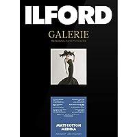 イルフォード インクジェット用紙 マットコットンメディナ 厚手 マット A2 25枚ILFORD GALERIE Matt Cotton Medina ギャラリー ファインアート コットン 433243