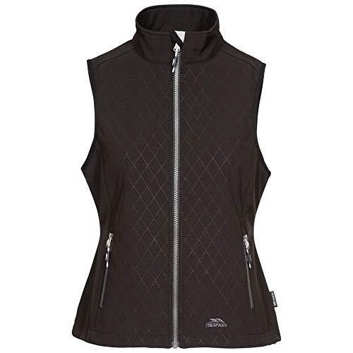 Trespass Verity Female Softshell JKT TP50 Black M