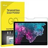 JETech Schutzfolie für Microsoft Surface Pro 6 / Surface Pro (5. Generation) / Surface Pro 4, Gehärtetes Glas Panzerglas Bildschirmschutzfolie