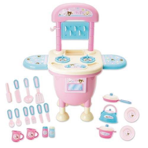 Sugar Bunnies kitchen set (japan import)
