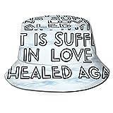 XCNGG Hellblade Reflections Unisex Summer Sun Bucket Hat Gorra de Playa
