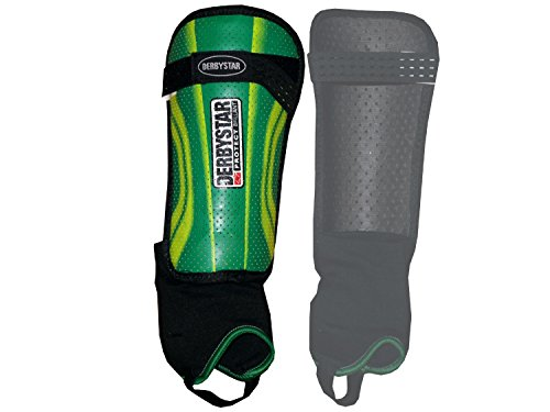 Derbystar Schienbeinschoner Protect Brillant XL grün