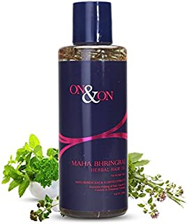 ON ON Mahabhringraj Herbal Hair Oil 250gm