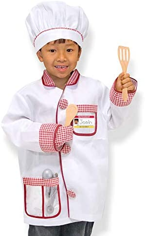 Child chef outfit _image0
