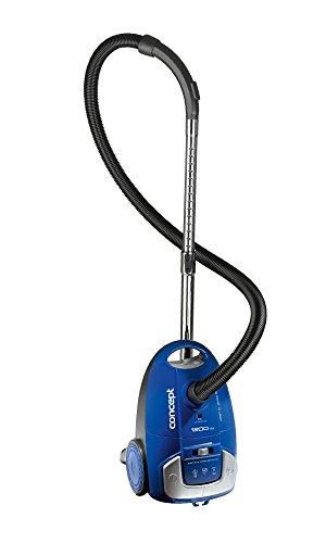 Concept VP-8050 1200 W A Cilindro Secco Sacchetto per la Polvere 2 L