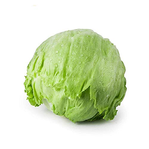 Venus Kopfsalat Samen 300 Kapseln, starke Kältebeständigkeit Basis Pflanzen von Gemüsesamen