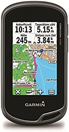 Garmin Oregon 600 3-Inch Worldwide Handheld GPS