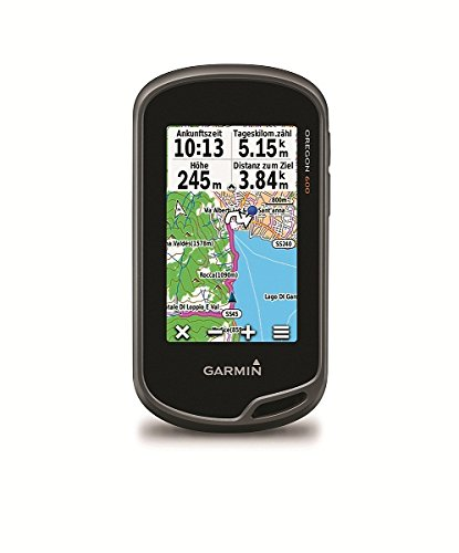 Garmin Oregon 600 Worldwide Handheld GPS