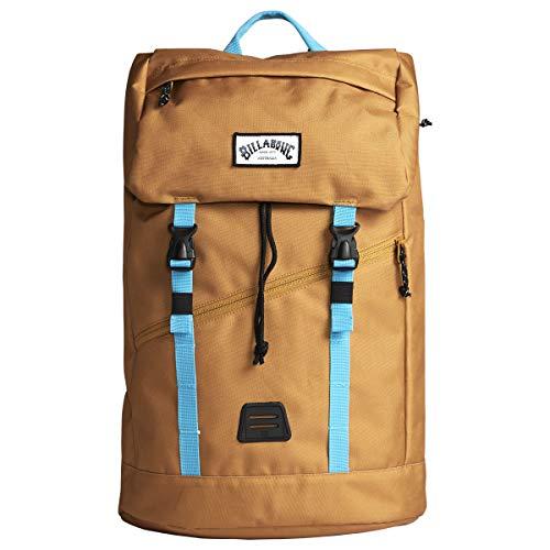 BILLABONG Track Pack Freizeit-Rucksack, 0 cm, Daypack, S5BP03581, Braun, S5BP03581