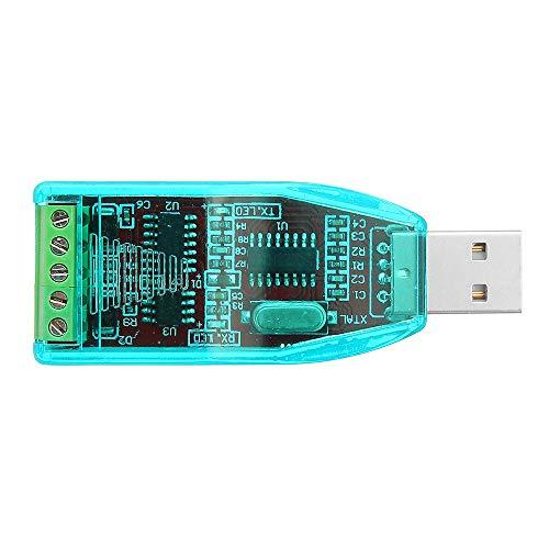 Modulo electronico Función for RS485 convertidor USB-485 con TV de protección transitoria USB Con indicador de señal 5pcs