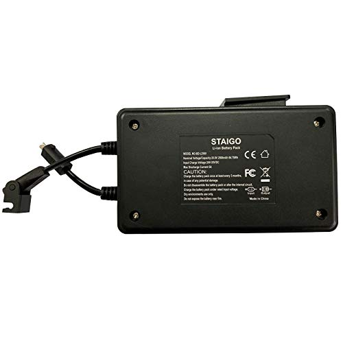 STAIGO Battery for Power Recliner-Power Supply Reclining Sofa-Lift Chair Recliners-Wireless battery Pack for Electric Motion Furniture for Okin-Limoss-Berkline-Med[25.9V 2500mAh]