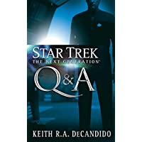Deals on Star Trek: The Next Generation: Q&A Kindle Edition